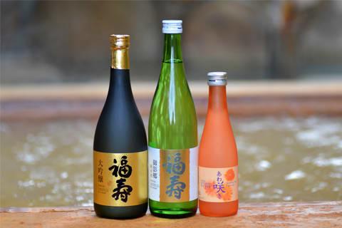 神戸の地酒「福寿」