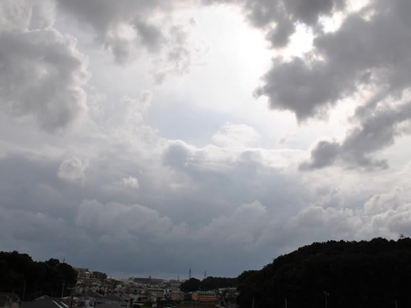 08月07日 朝霞方向