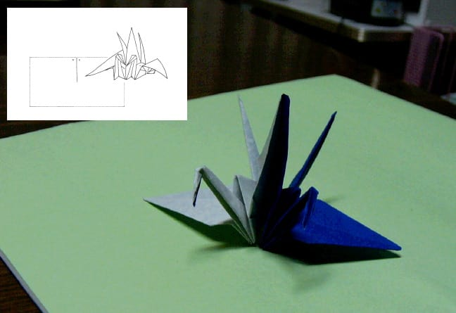 ハート 折り紙 : 折り紙で作るお守り : divulgando.net