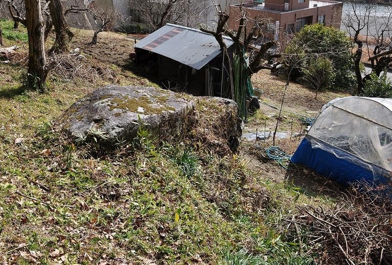 林垣内古墳の墳丘