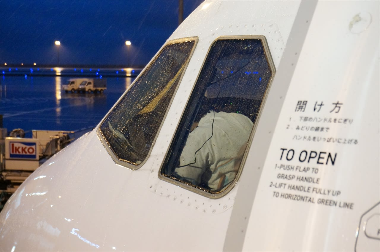 2013年03月01日:APJ219便(関空⇒那覇 A320-200) - 飛行機さつえい奮闘記