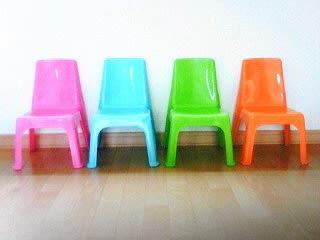 SNSで大人気♡お子様大喜びのキャラクター椅子をDIYしよう!