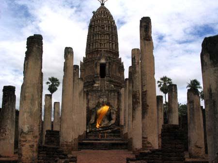 Wat Phua Si Ratanamahathat外観