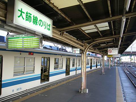 西新井駅 - 駅は世界