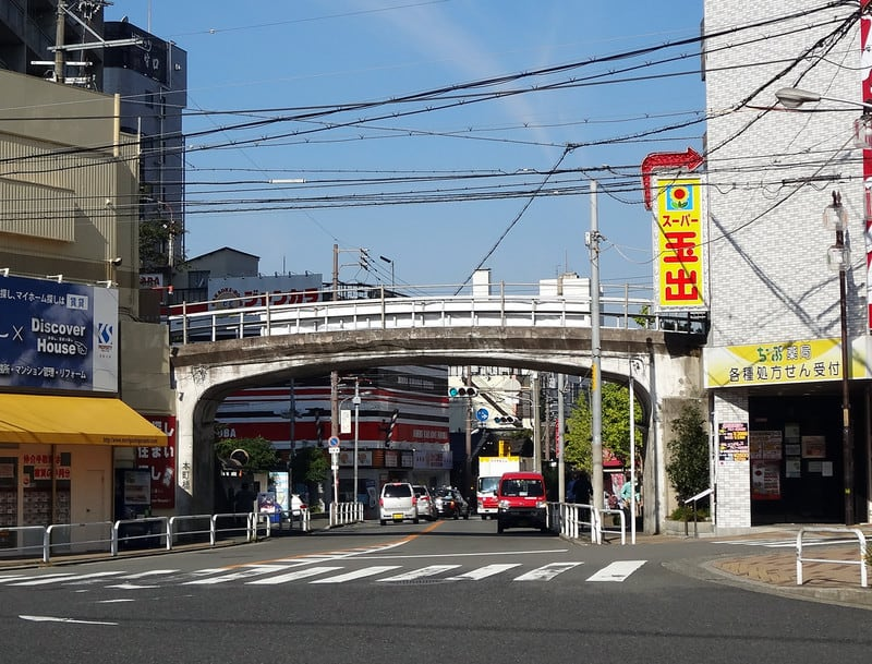 Honmachi_bridge