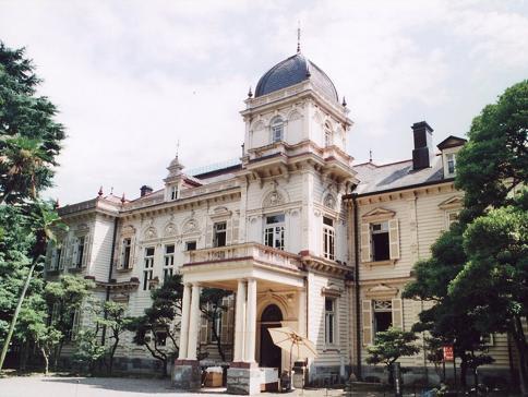 岩崎久弥邸とその撞球場 - 昔しまち、なつかし町