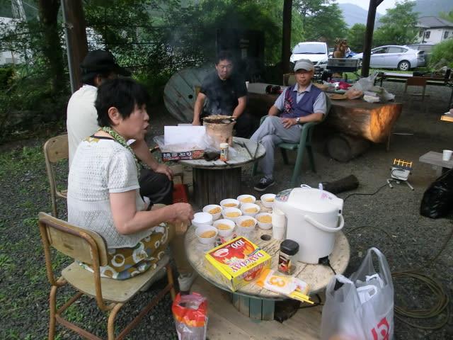 西田さんのチキンラーメン
