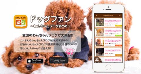 ドッグファン アプリ