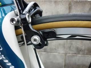 自転車の 自転車 調整 ブレーキ : ロードレーサー ブレーキ調整 ...