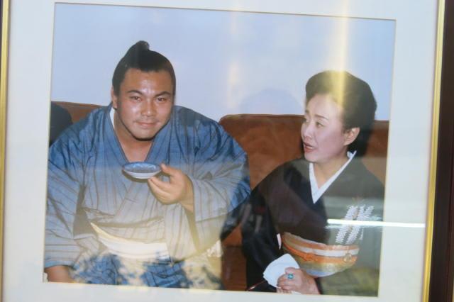 横綱千代の山・千代の富士記念館(the yokozuna Memoria...