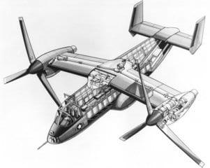 双発ティルトローターのSTOL機、オスプレイがいよいよ実戦配備になるとか... 22 Ospre