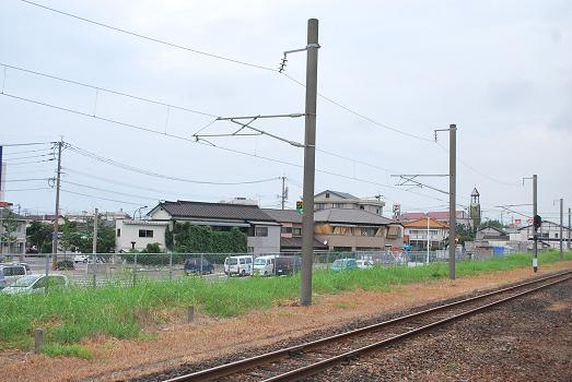 大村線に存在する謎の架線柱 - 斬剣次郎の鉄道・バス斬り