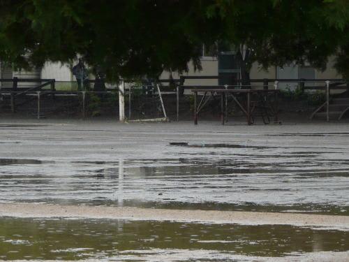 雨の日の情景
