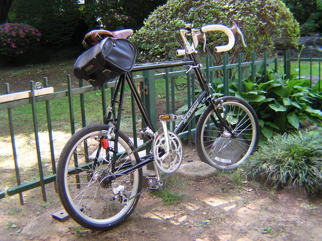 自転車の ラレー 自転車 ミニベロ : この自転車は、どこにおいても ...