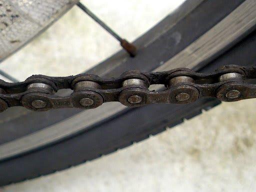 自転車いじり - 広く浅く細々と ...