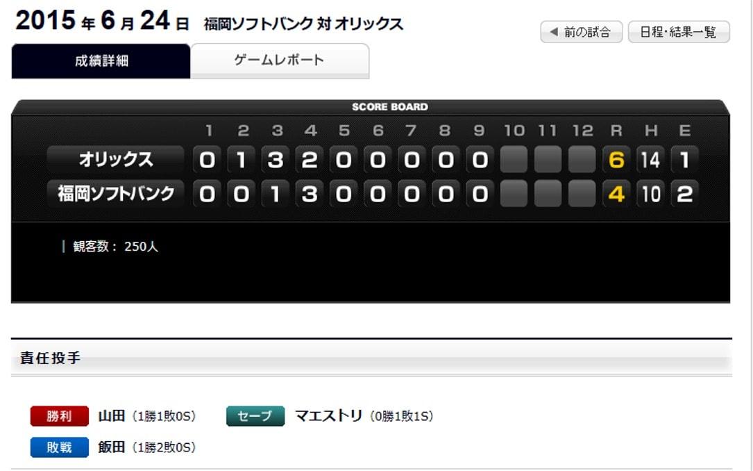 山田修義初勝利! - 福井県の高校野球をこよなく愛するおっさんのブログ