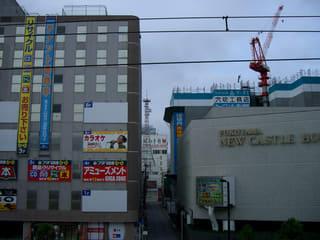 東桜町のニューキャッスルホテル
