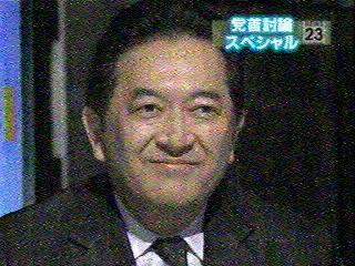 2005.8.31NEWS23 党首討論より