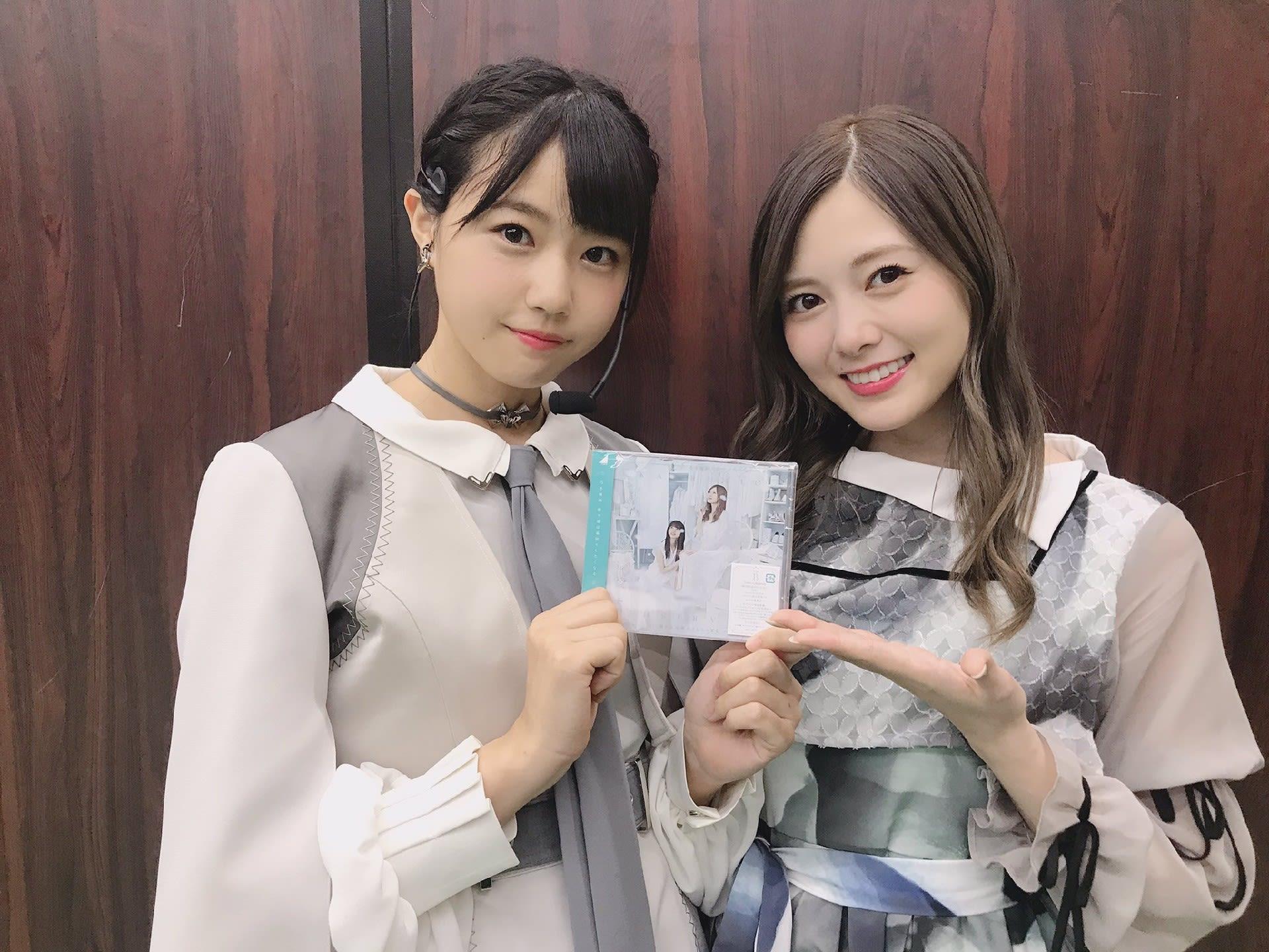 【画像】 STU48瀧野由美子さん、白石麻衣を公開処刑wwwwwwwwwwwwwwwwwwwww