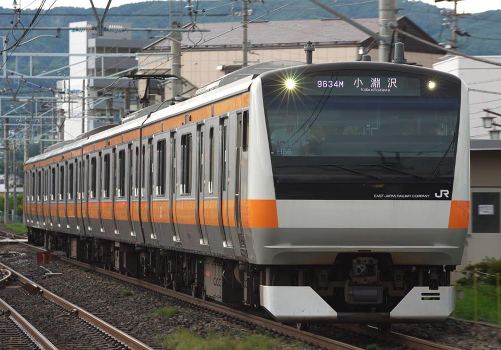 E233系」のブログ記事一覧-鉄道...