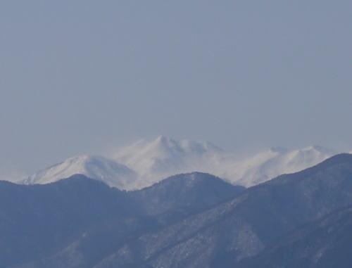 乗鞍岳 2011/1/28
