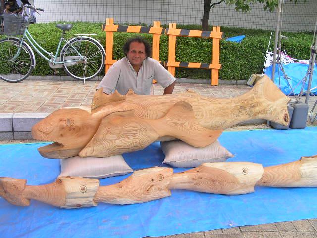 FSC国際彫刻シンポジウム
