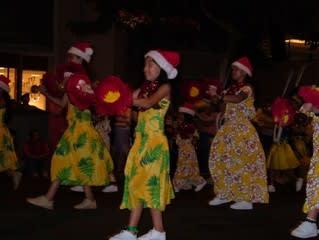 ハワイ1日目パレード2