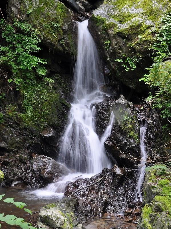 舟ノ川の滝左