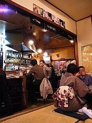 風林火山 店内
