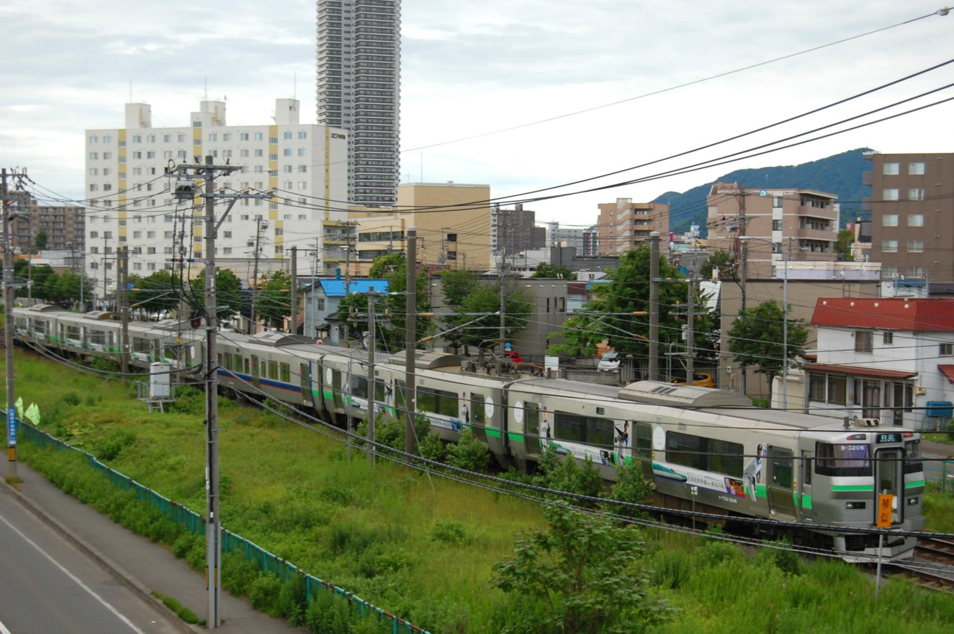 北海道高速鉄道開発