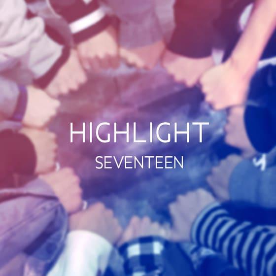 SEVENTEEN、HIGHLIGHT