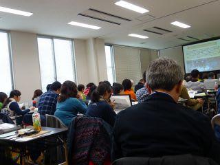 2/2-4 エコツアーガイド養成講習会。ちょこっと参加してきました。