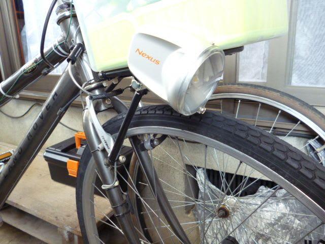 自転車の 自転車 前輪 ナット サイズ : スポーツ自転車の修理・整備 ...