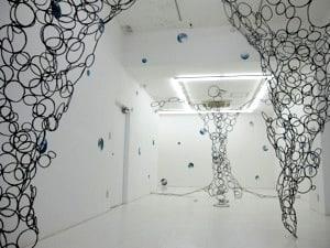 「青木野枝 新作展」 ギャラリー・ハシモト - はろるど 都内近郊の美術館や博物館を巡り歩く週末