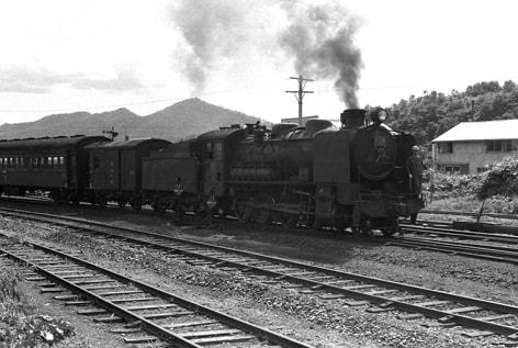 夕張鉄道11形蒸気機関車