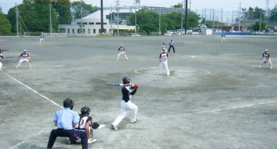 Let`s play softball