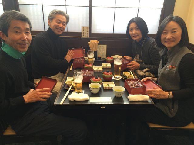 日本一時帰国,後半は怒濤のスケジュール