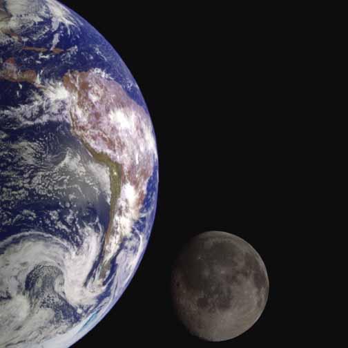 地球と金星