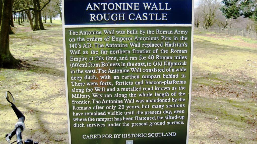 アントニヌスの長城の画像 p1_2