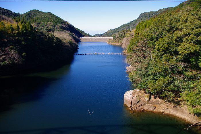 永吉ダム - 鹿児島の自然と食
