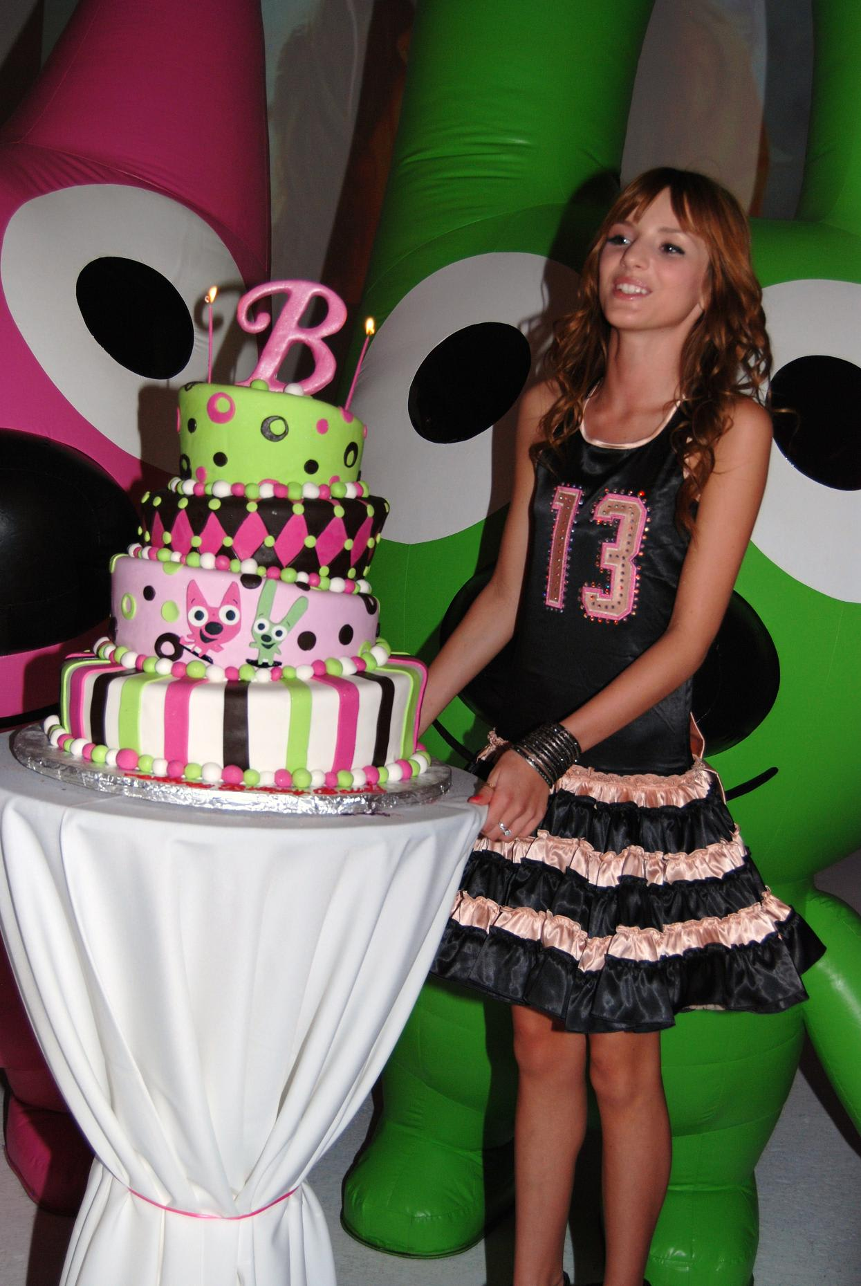 Bella Thorne 13th Birthday Party 09 Oct 2010 2