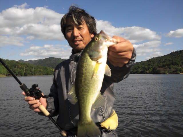 青野ダム情報!10/19