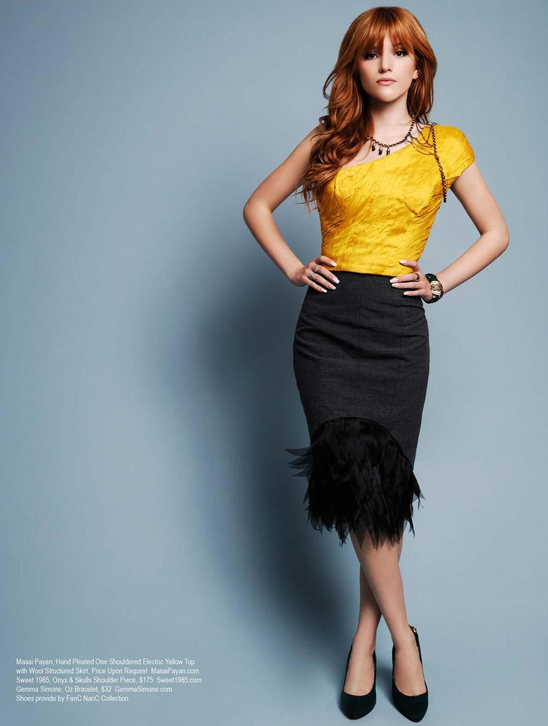 Bella Thorne - Regard ...