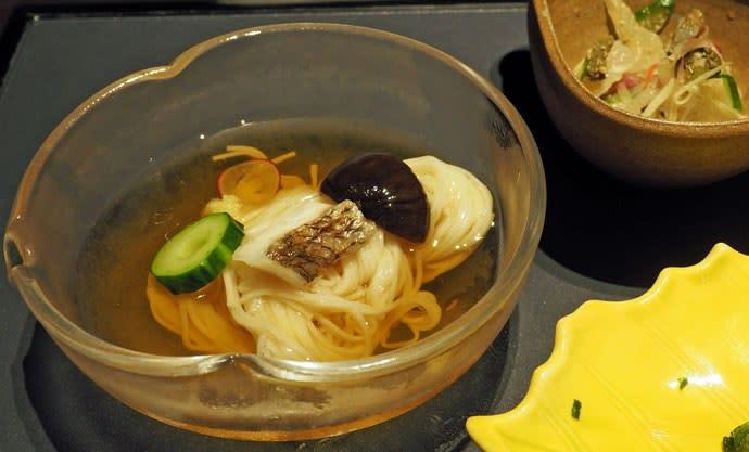 佳松亭の四季懐石・冷鉢