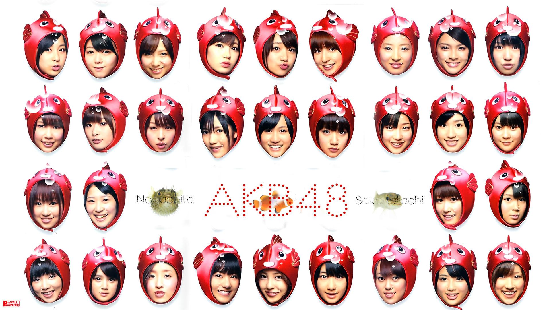 完全保存版【AKB48,SKE48,NMB48】PC・スマホ壁紙画像 ...