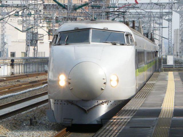 新幹線0系(JR西日本カラー)