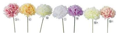 ピックタイプ 牡丹 造花