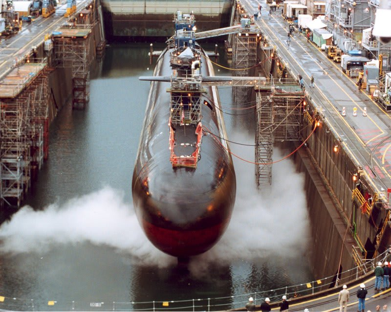 オハイオ級原子力潜水艦の画像 p1_23