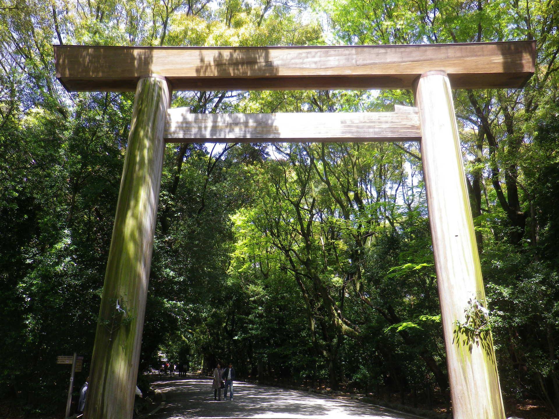 「熱田神宮でひふみ祝詞を奏上しました」 神社巡りサークル中部 - 日月神示の研究と実践 ブログ