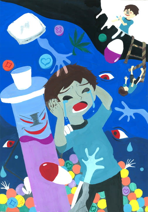 平成30年度薬物乱用防止啓発ポスターコンクール -  …